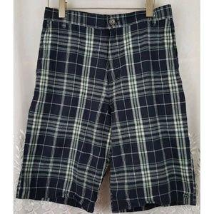 Vans Mens plaid casual shorts size 28